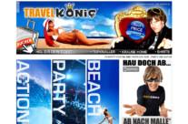 Travelkönig Webseite