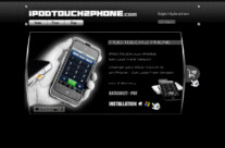 iPod Touch 2 Phone