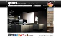 IPad Butler Webseite